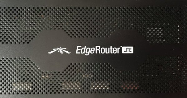 My Home Router - EdgeRouter Lite | NetworkJutsu